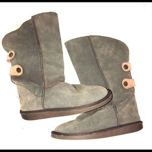 Women's Emu Boots Size 7